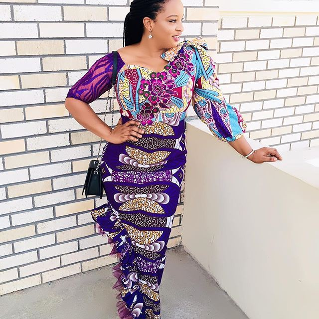 Ankara Gown Styles, African wax prints, African Dress