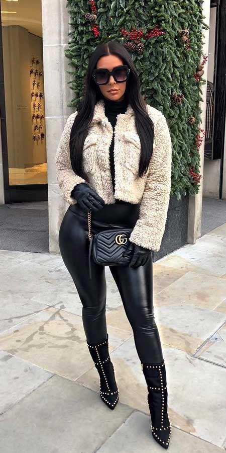Fur coat outfit ideas, Fur clothing