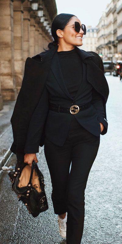 Outfits For Skinny Women, Comptoir des Cotonniers, Danielle Bernstein