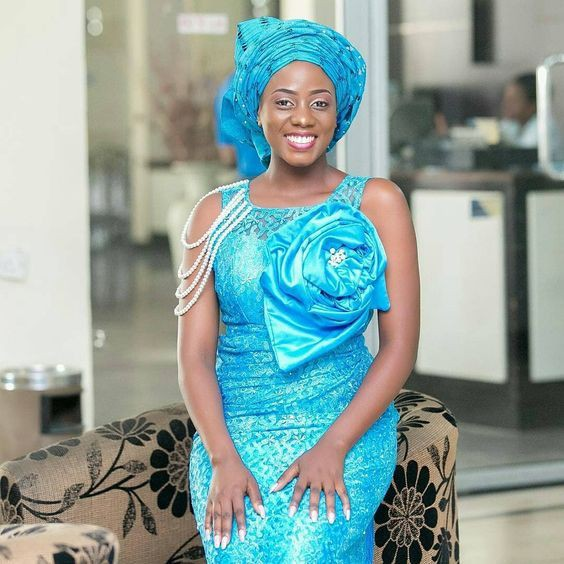 Latest Aso Ebi Styles, African wax prints