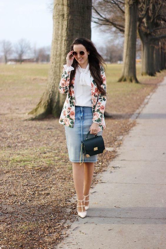 Stylish Blazer Outfits Female