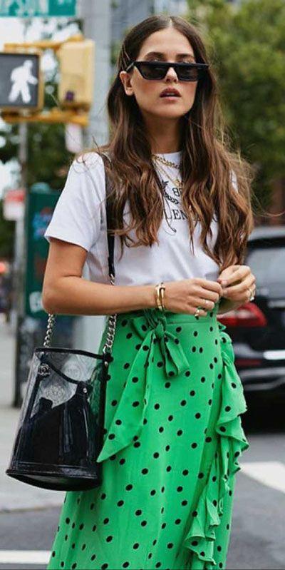 Most awaited fashion for fashion model, Rejina Pyo