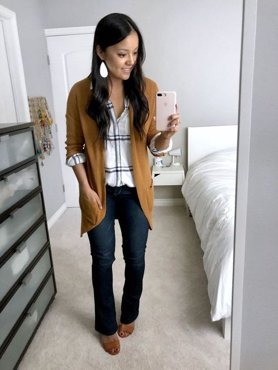 Casual Fall Outfit Ideas For Women