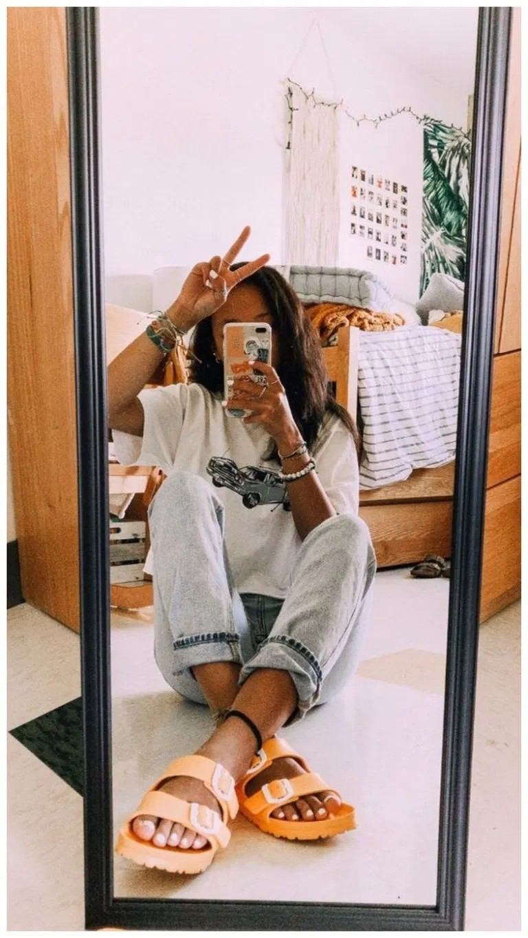 Take a look at this vsco outfits, VSCO girl
