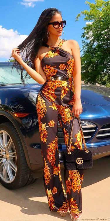 Jumpsuit Outfit Ideas For Ladies, Photo shoot, Casual wear