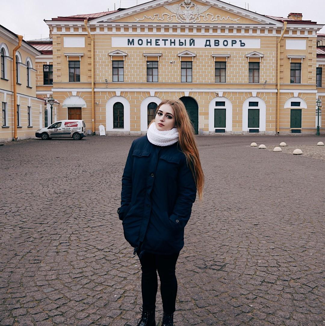 Beautiful Julia Vins Bodybuilder, Saint Petersburg Mint