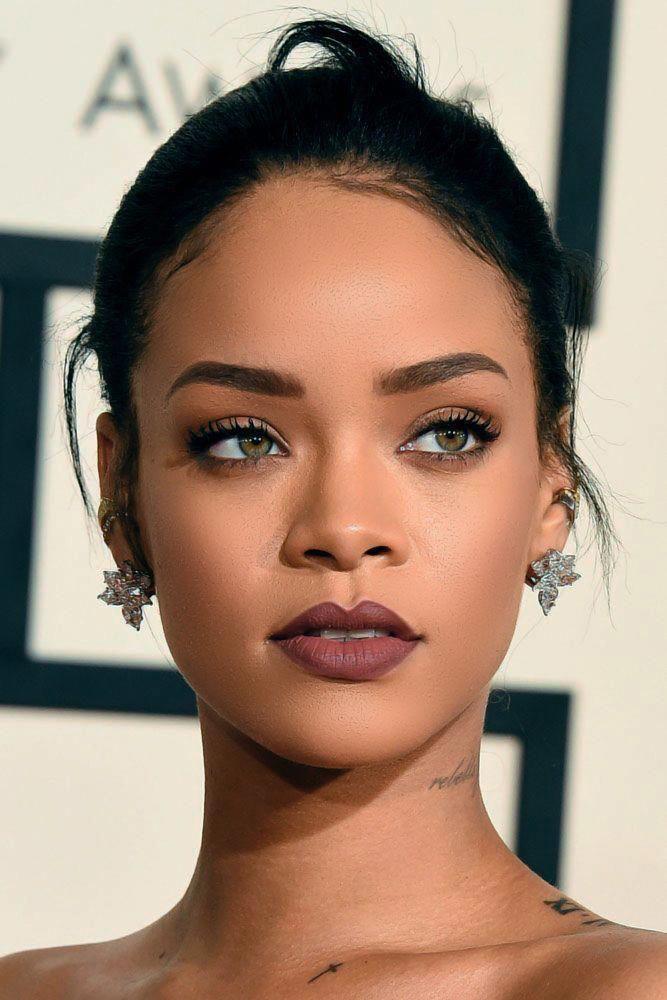 Best makeup looks for brown skin