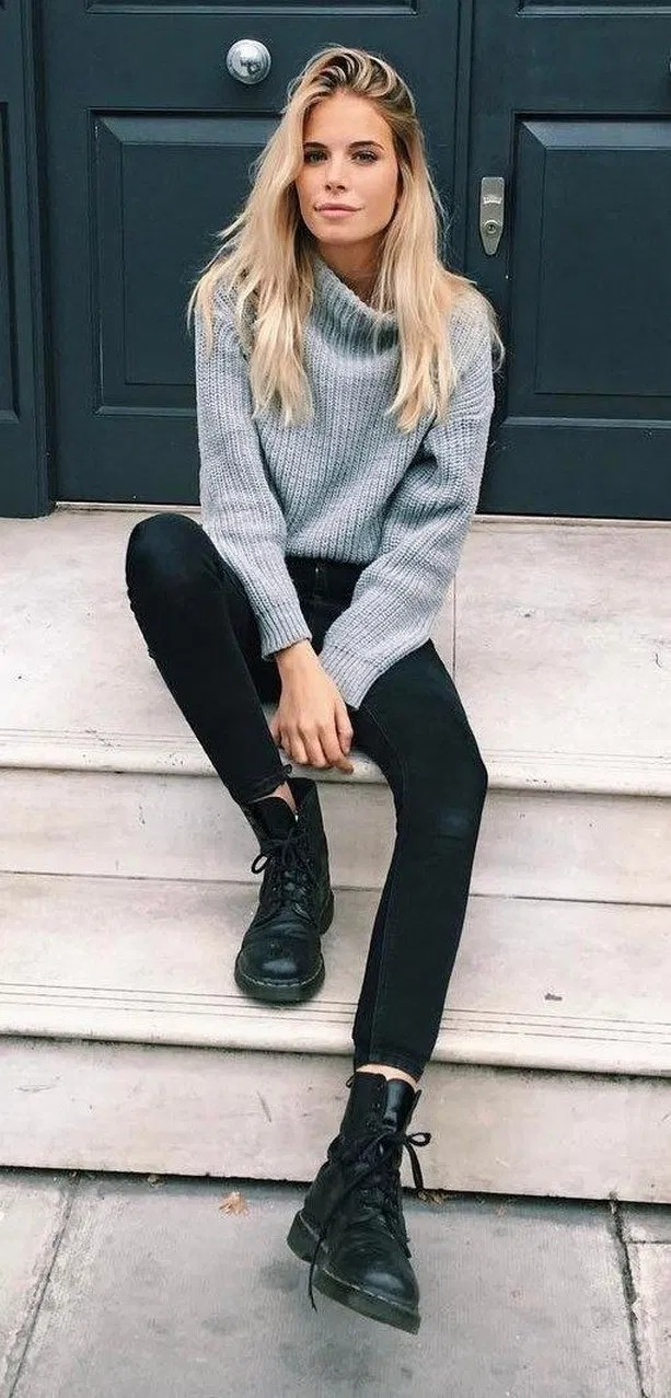 Sweet designs to try fall outfits 2019 women, Casual wear