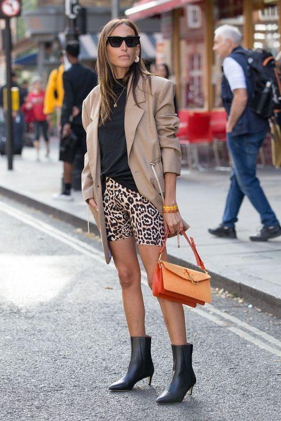 Baddie Shorts Trend For Women