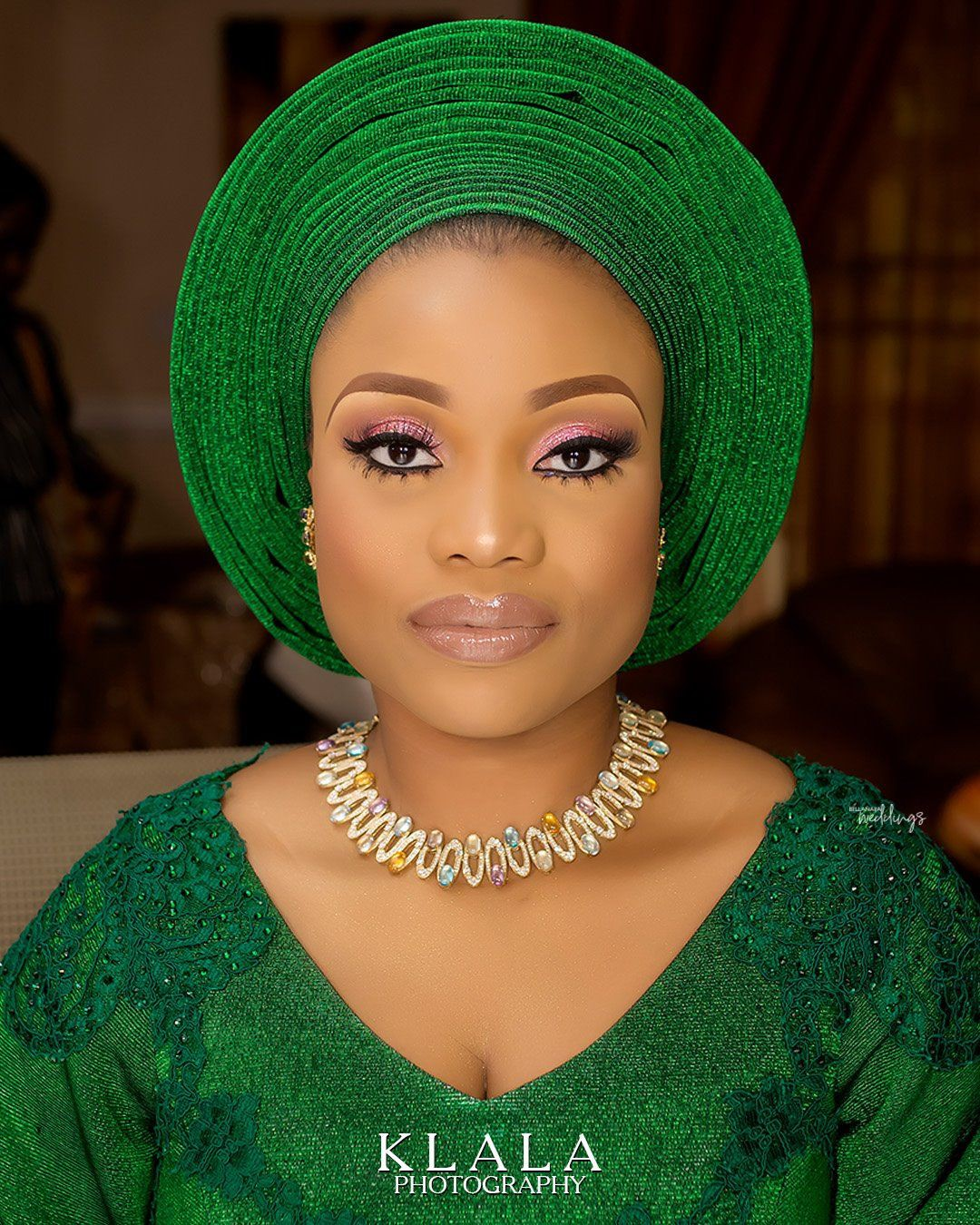 Nigerian Dresses For Nigerian Brides, The Black Tux, Morayo Afolabi-Brown