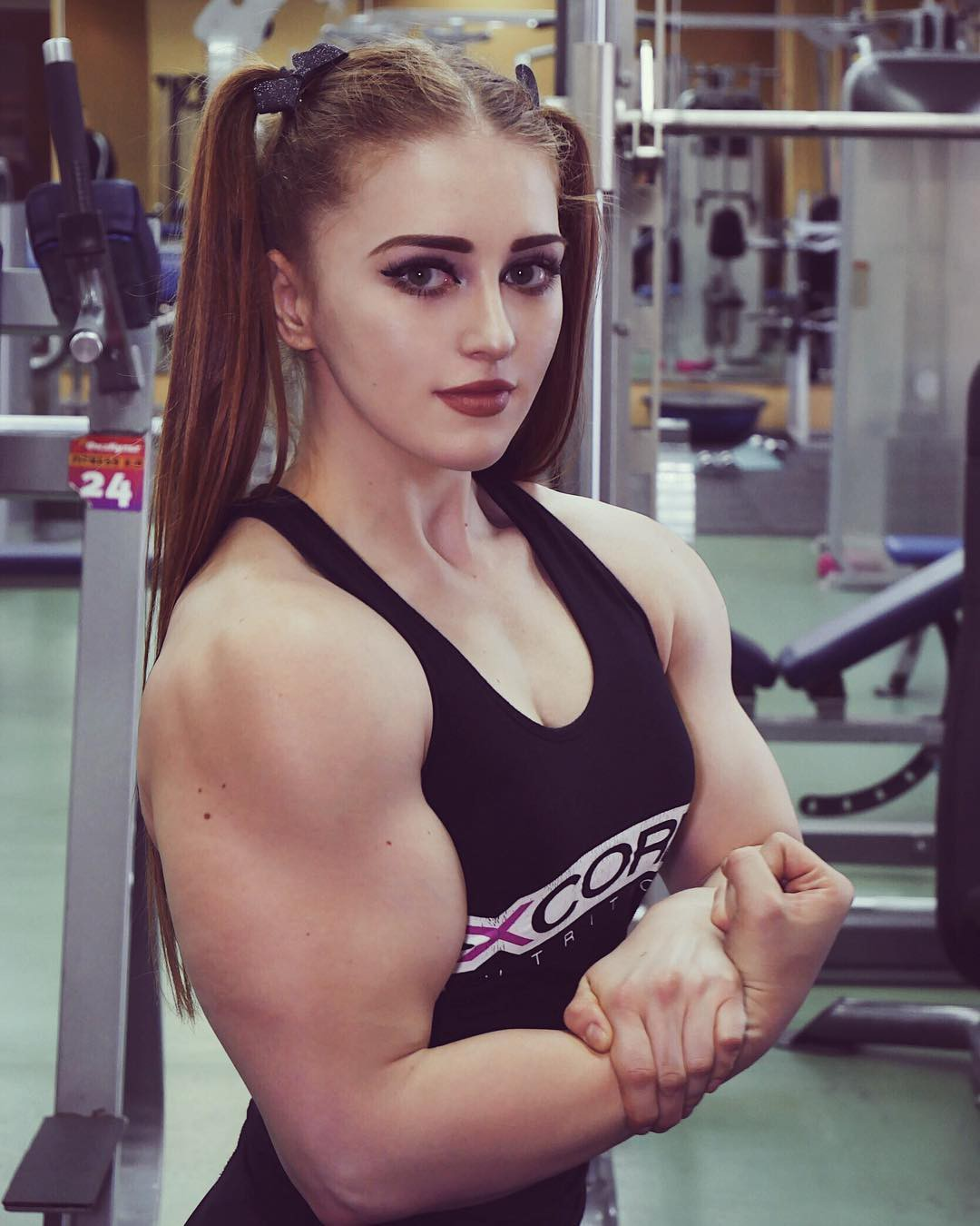 Signature style for julia vins, Physical fitness
