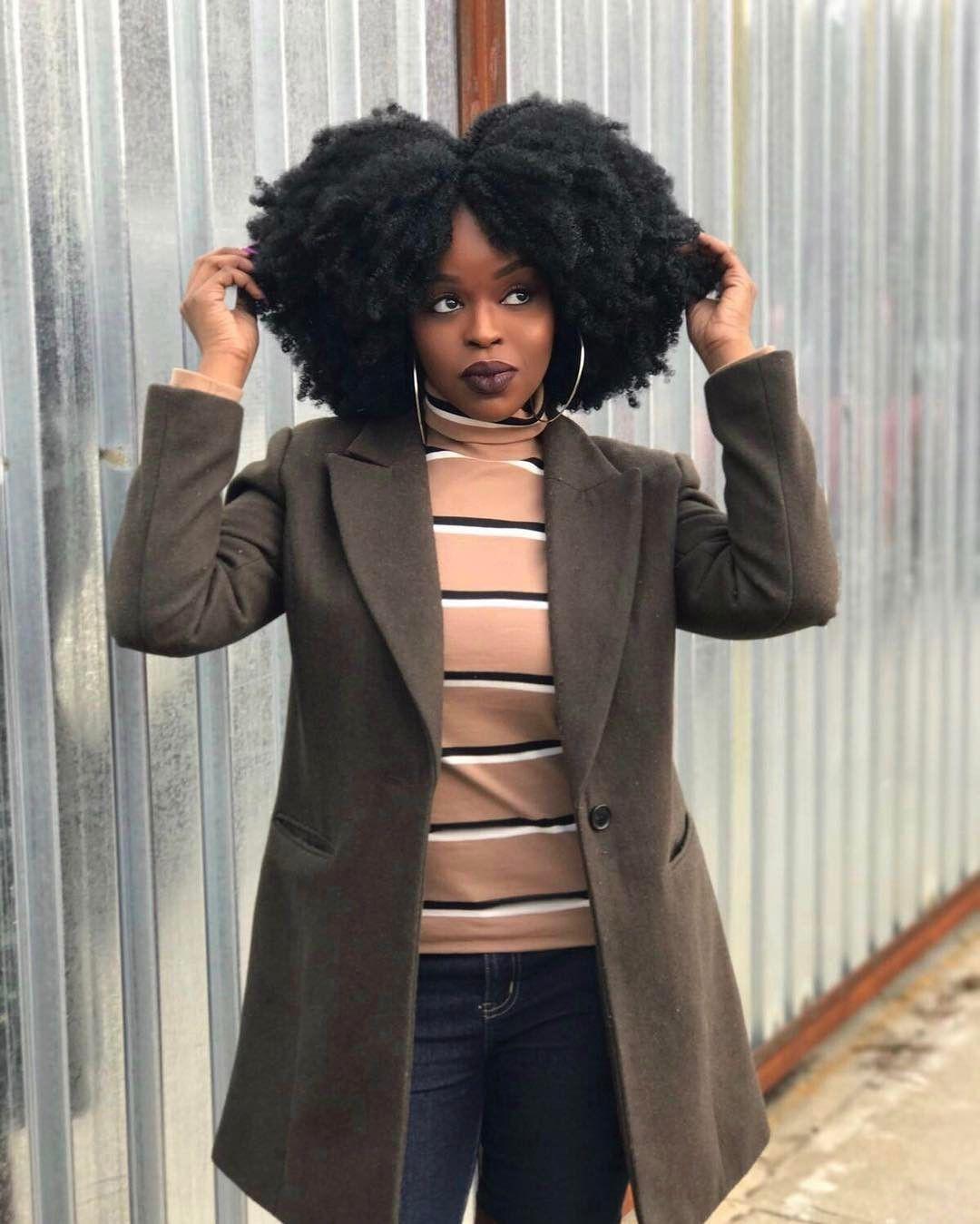 Beautiful Black Women, Long hair, Big hair