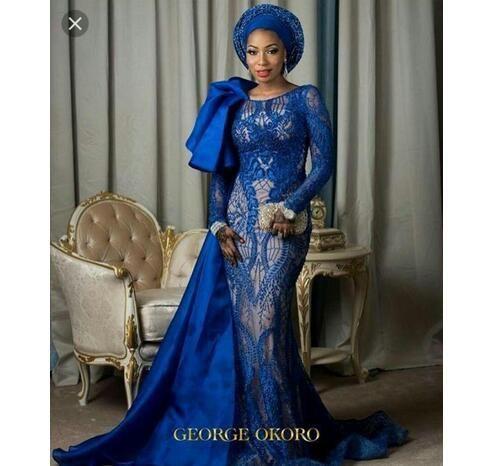 Nigerian african wedding dresses