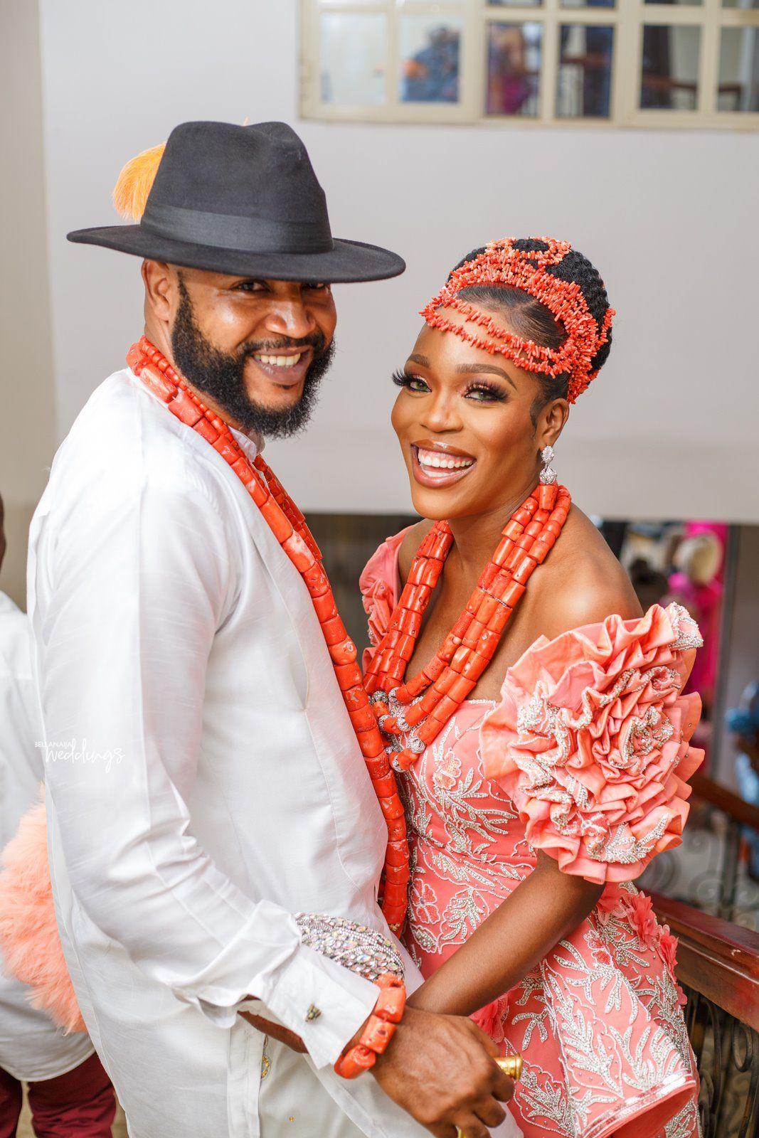 Nigerian Dresses For Nigerian Brides, Wedding dress, Wedding reception