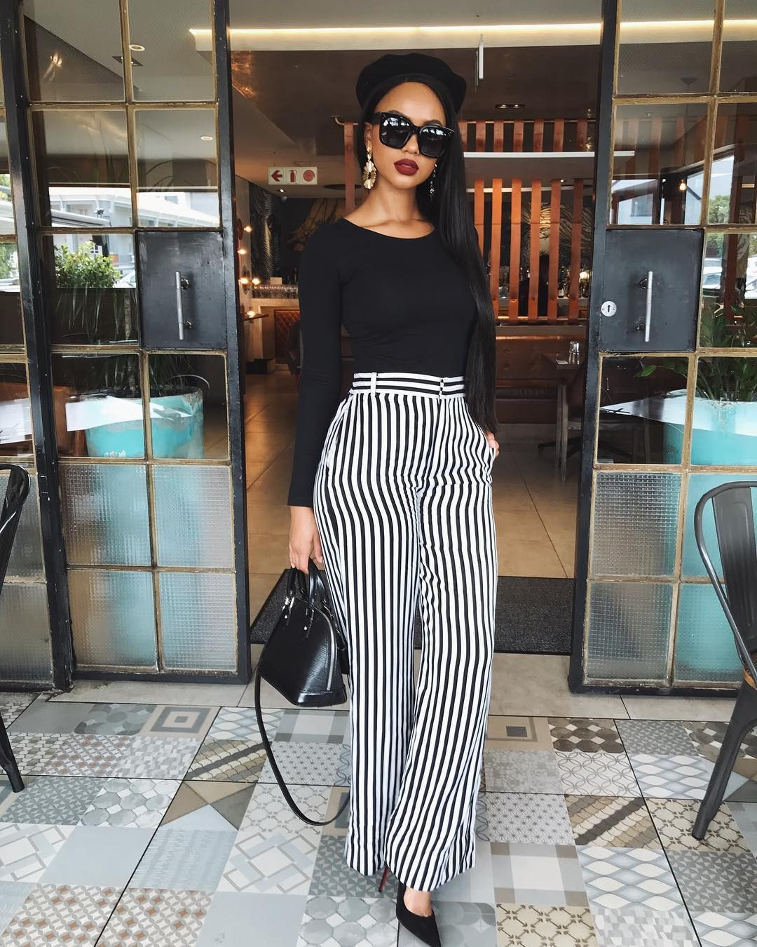 Instagram outfits mihlali ndamase, Casual wear
