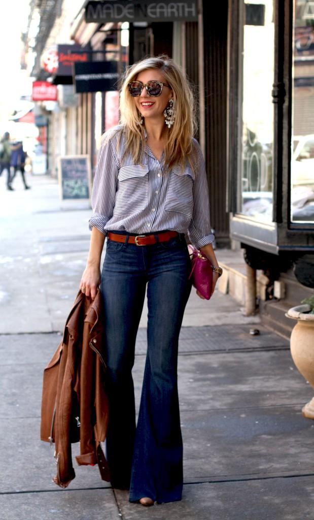 Plus size outfit 70s retro style, Retro style