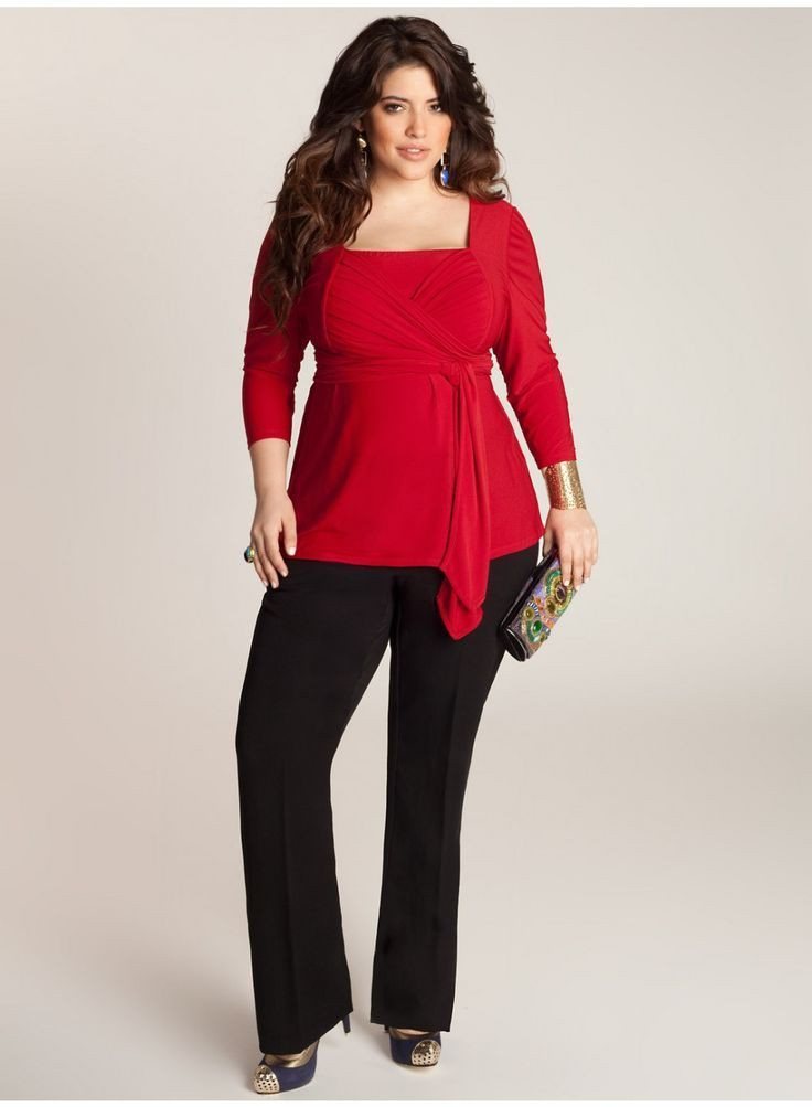 Plus Size Work Outfit, Plus-size clothing, Plus-size model