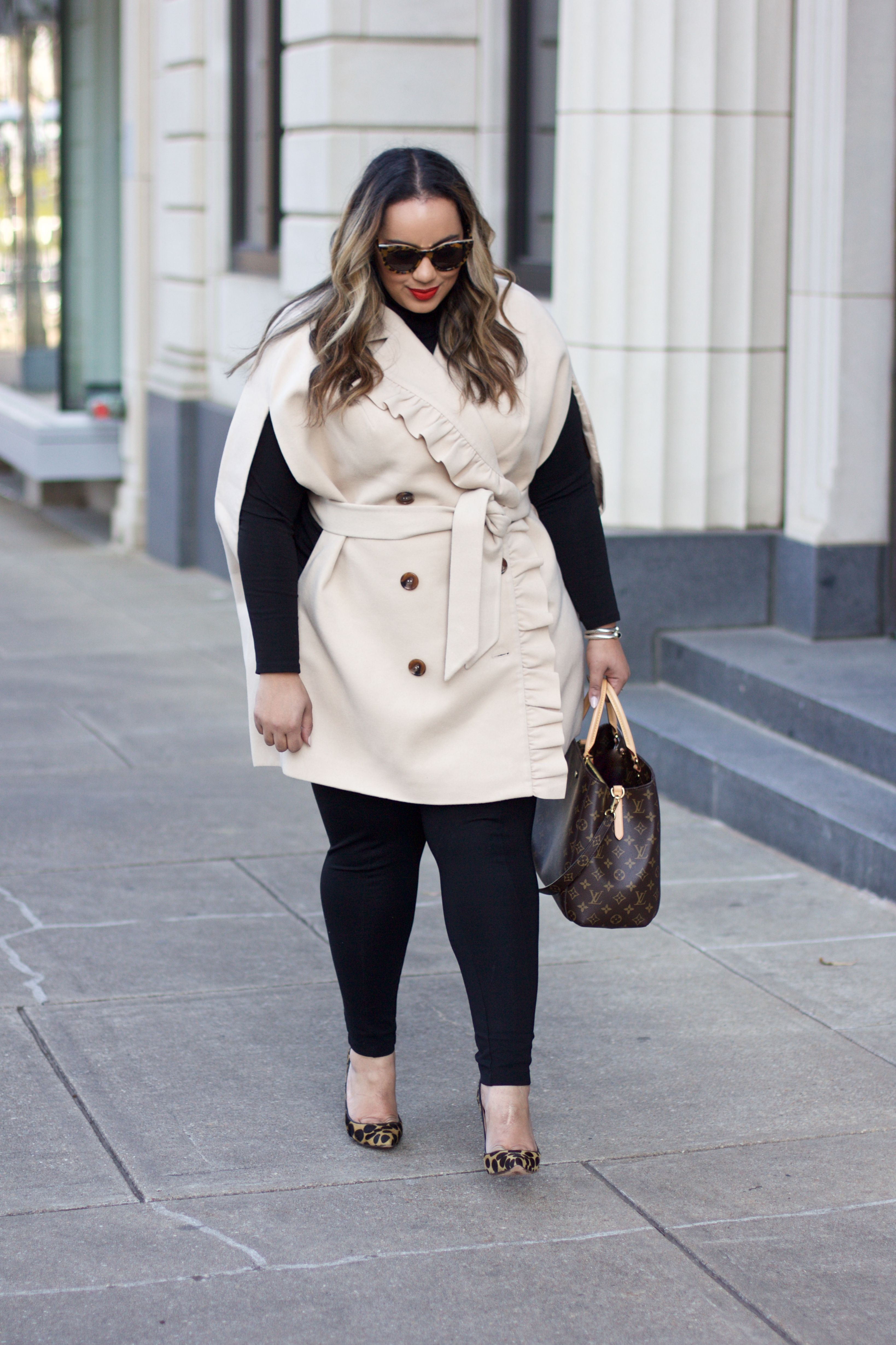 Find out more on fashion model, Trench coat