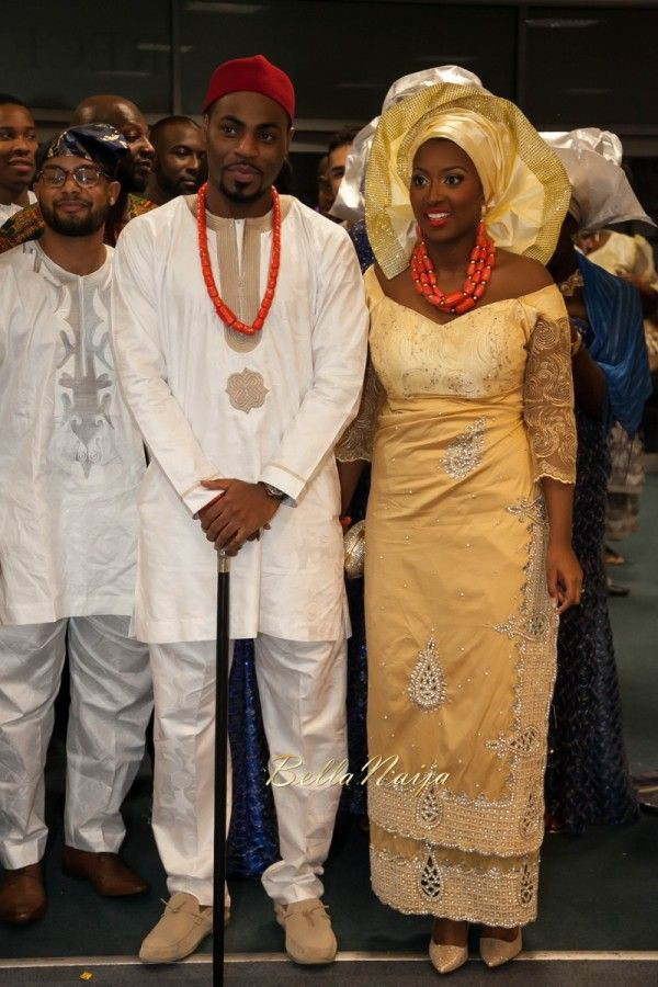 Nigerian traditional wedding attire igbo