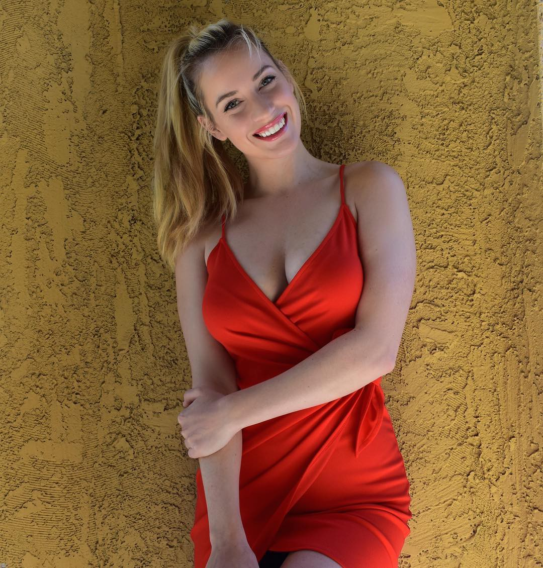 Oh! Wow paige spiranac sexy, Hole in one