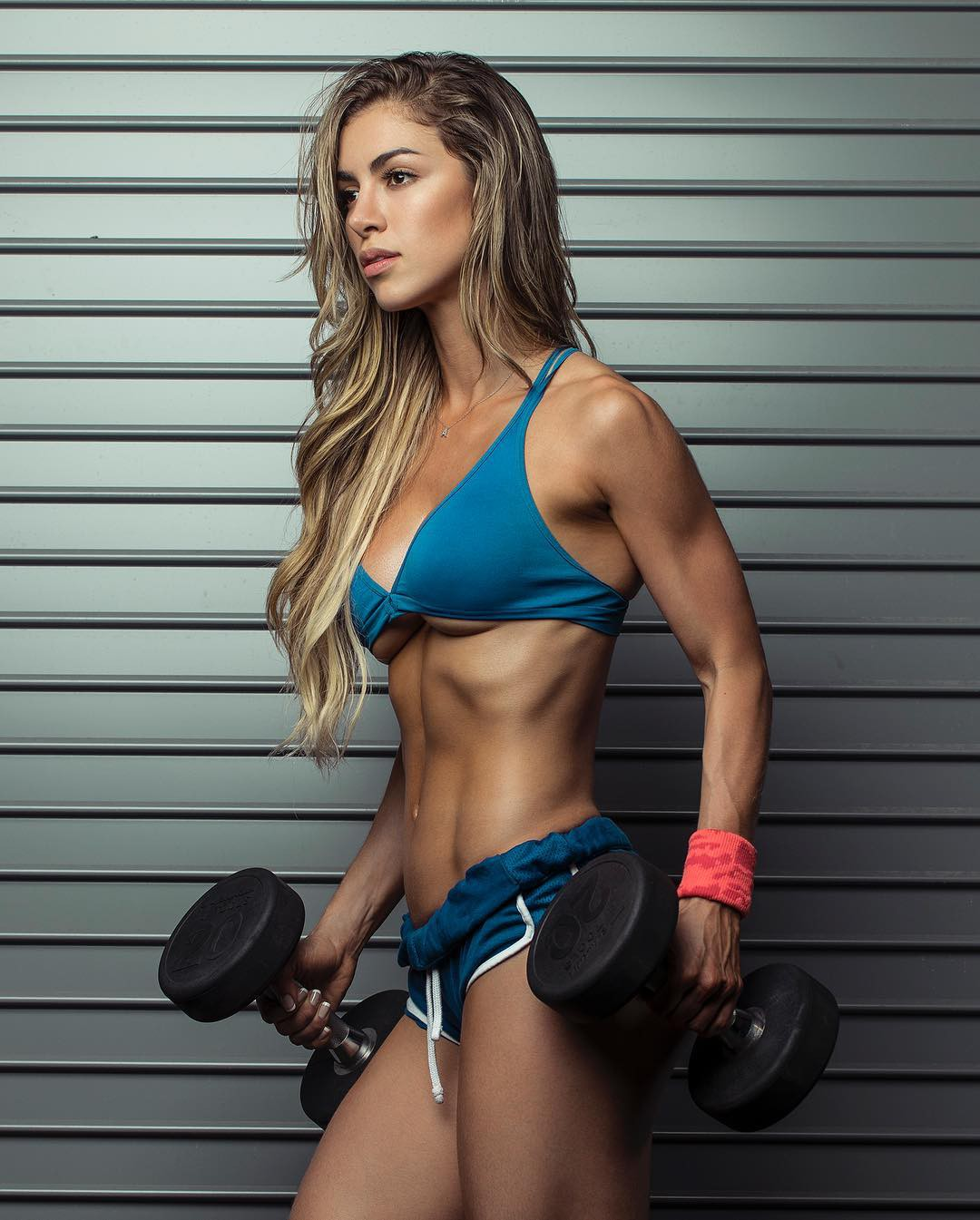 You can get this look anllela sagra fitness, Fitness Centre