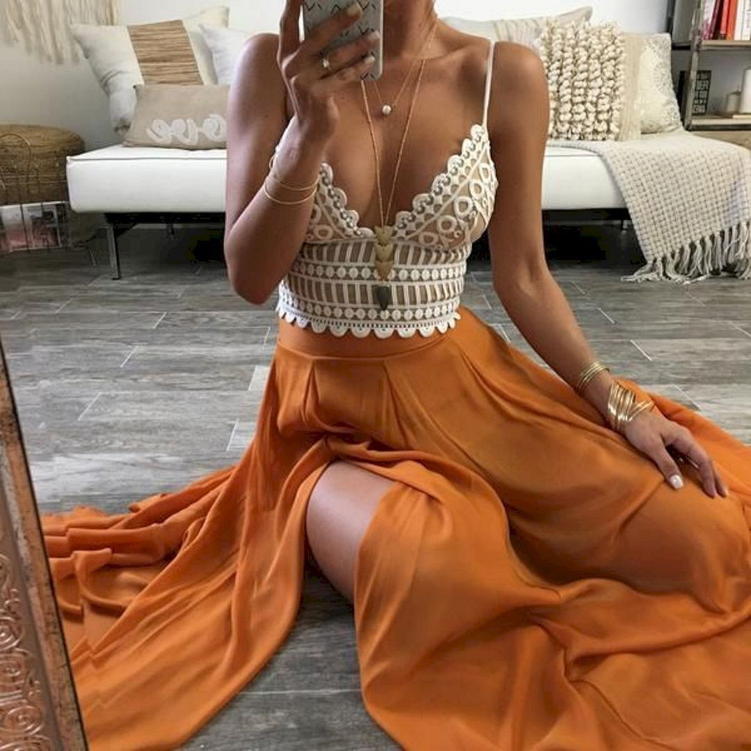 Cute & most liked boho outfits instagram, Grunge fashion