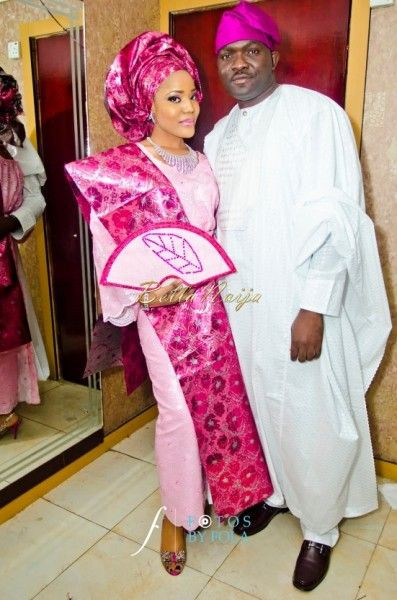 Pink Nigerian Dresses For Nigerian Brides, Wedding dress, Aso ebi