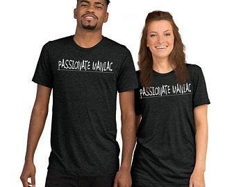 Couple Clothes Ideas, Short-Sleeve Unisex T-Shirt, Tri Blend