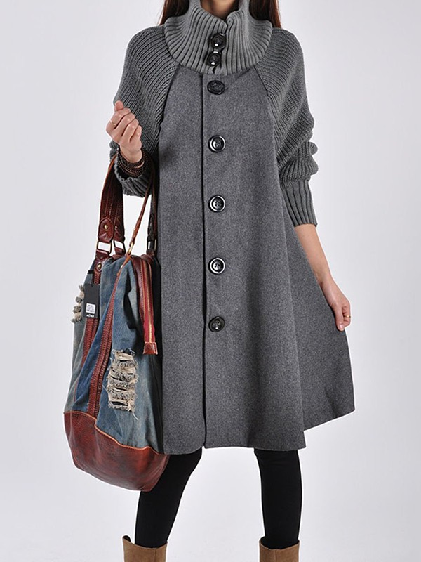 Hooded Coats For Ladies, Trench coat, Casual wear