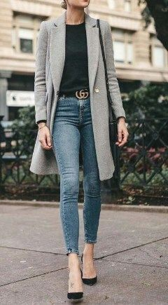 Try these style scandinavian chic, Casual wear