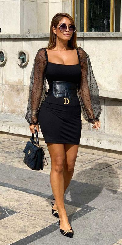 Must check out little black dress, New Year