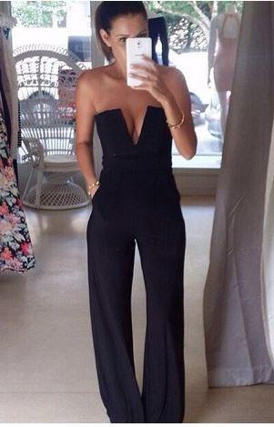 Cool comfy black romper wedding, Romper suit