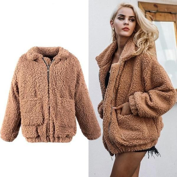 Nice outfit ideas to try fluffy warm jackets, Fur clothing
