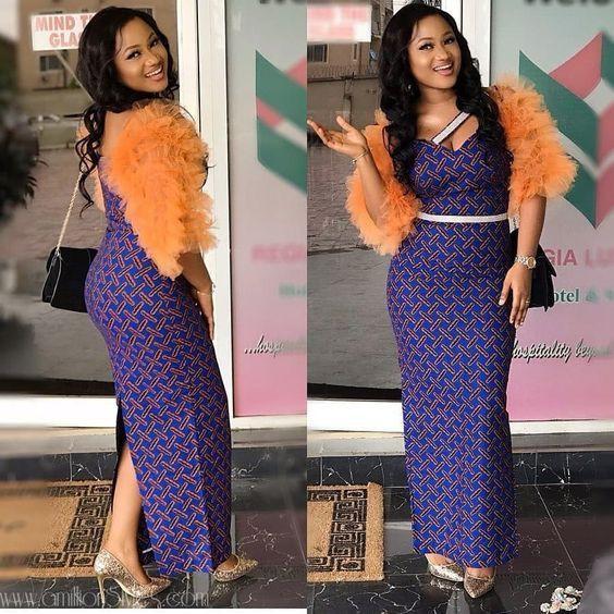 Aso Ebi Styles, African wax prints, Fashion design