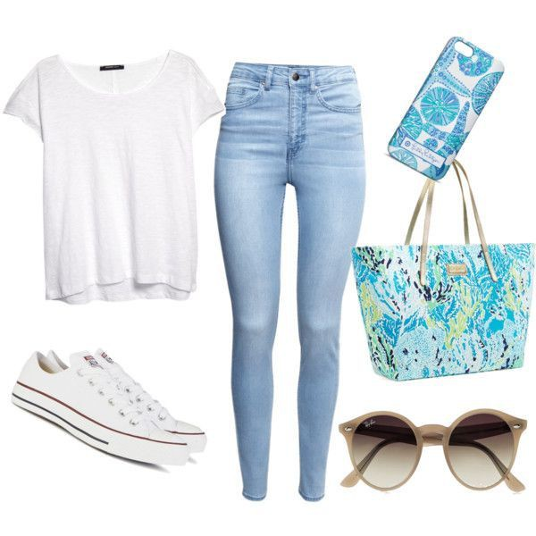 Simple Cute Outfits For School Aesthetic Outfits For School