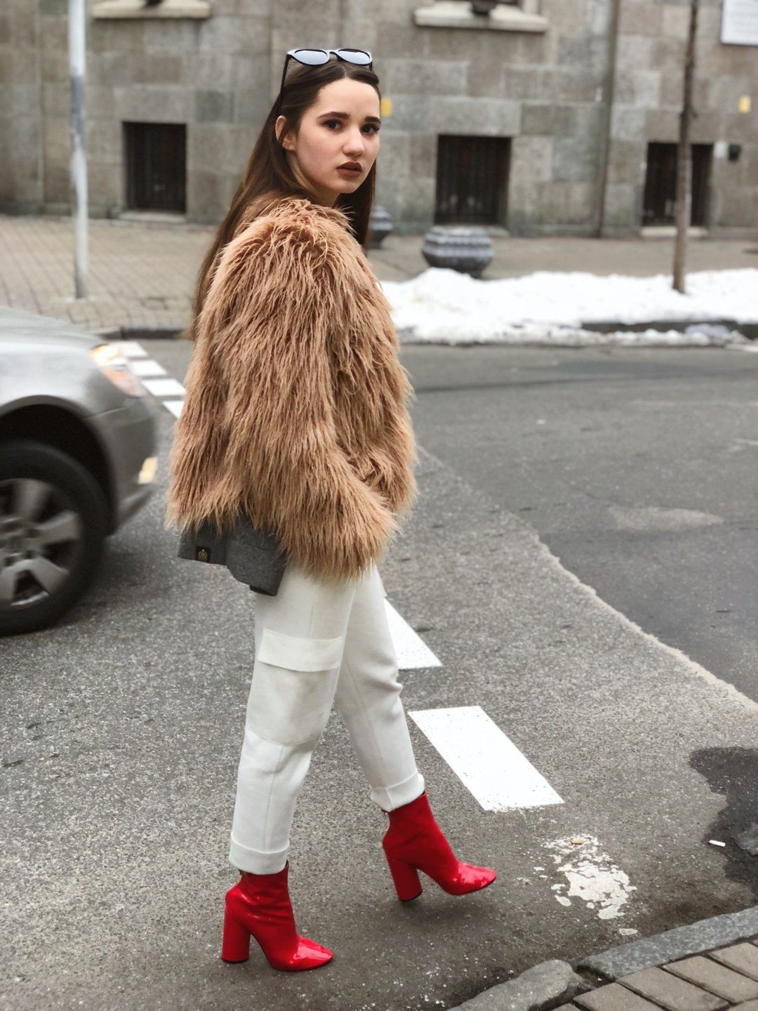 Most tired ideas for fur clothing, Fake fur