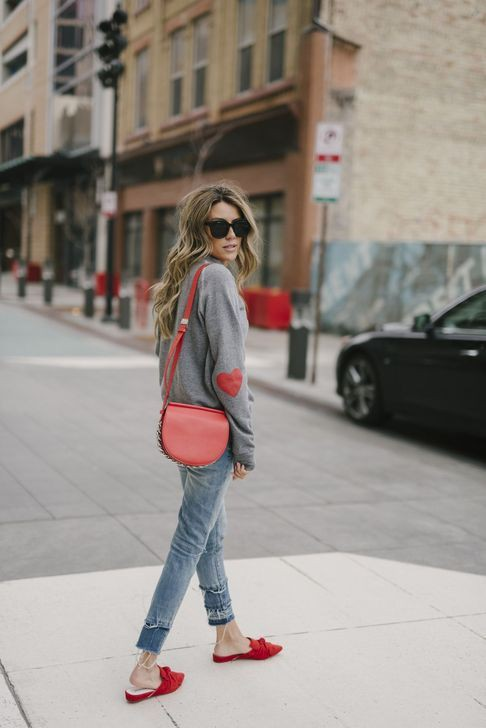 Outfit Ideas For Valentine's Day, Casual wear, Casual Friday