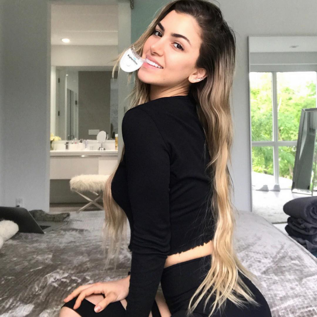Some of the latest and best anllela sagra instagram