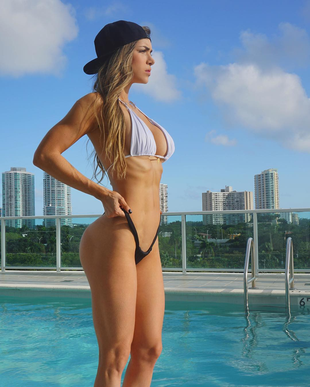 Fancy outfit ideas for anllela sagra bikini