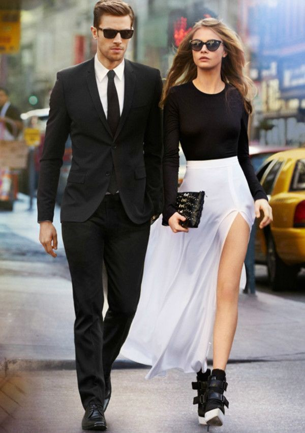 Tips for cool couple fashion, Formal wear