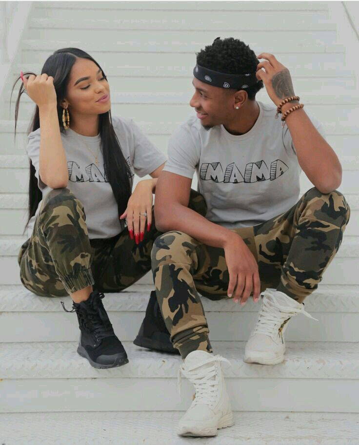 Cute matching outfits for couples