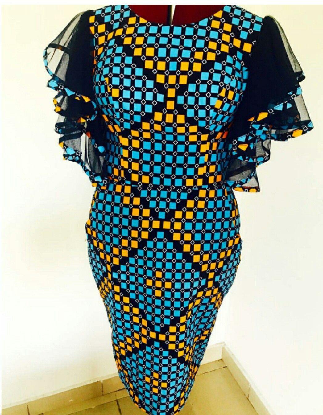 Elegant 2019 african wear styles, African Dress
