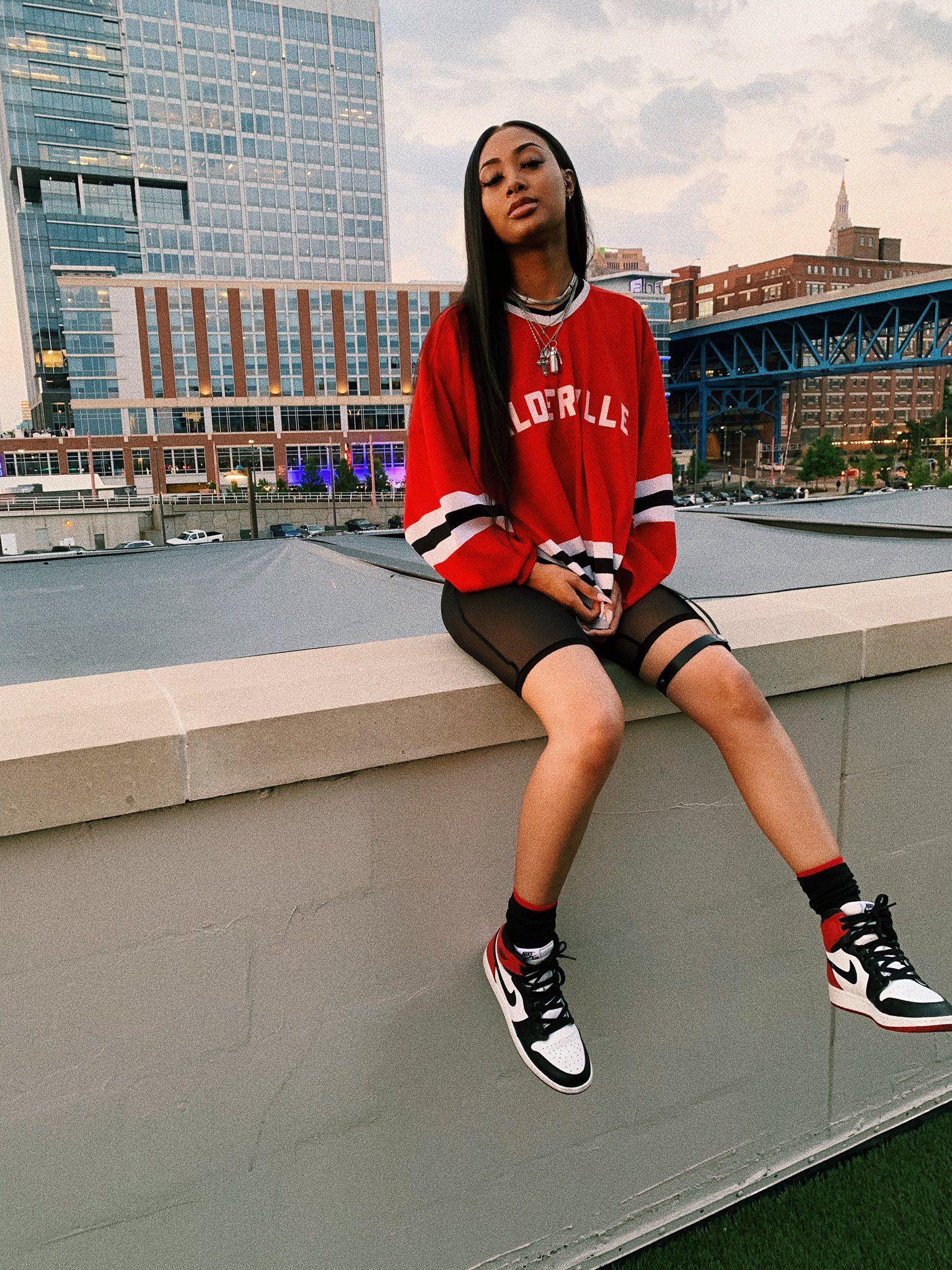 Baddie Outfits With Jordans, Internet meme