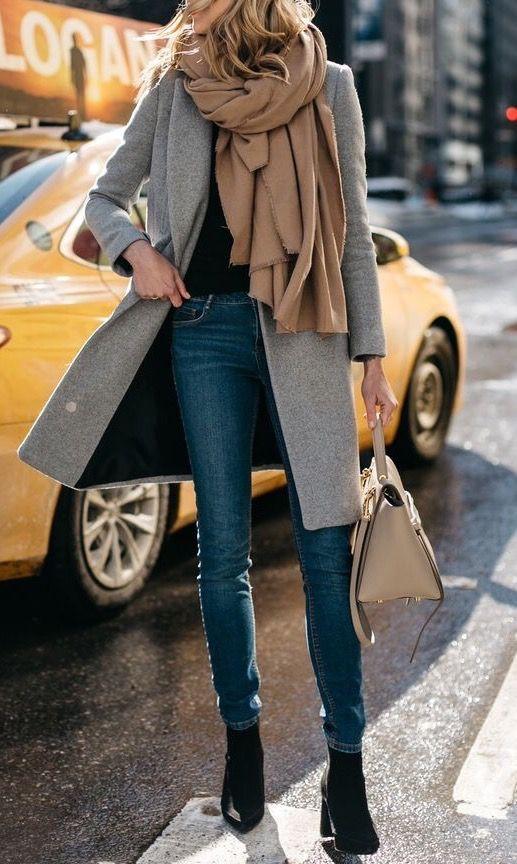 Super classy and stylish street style autumn 2017, Street fashion
