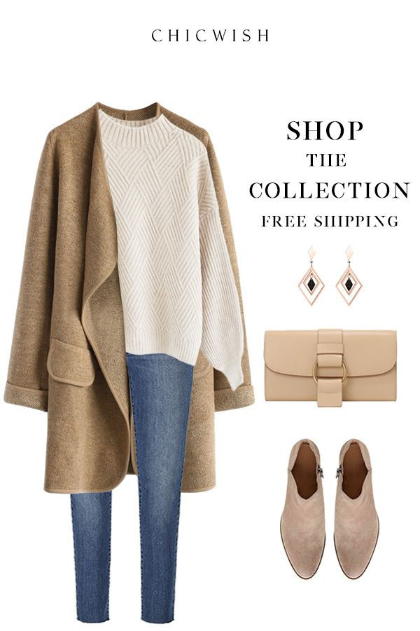 cold winter Stylish Work Outfits For Winter, Fake fur, Clothes hanger