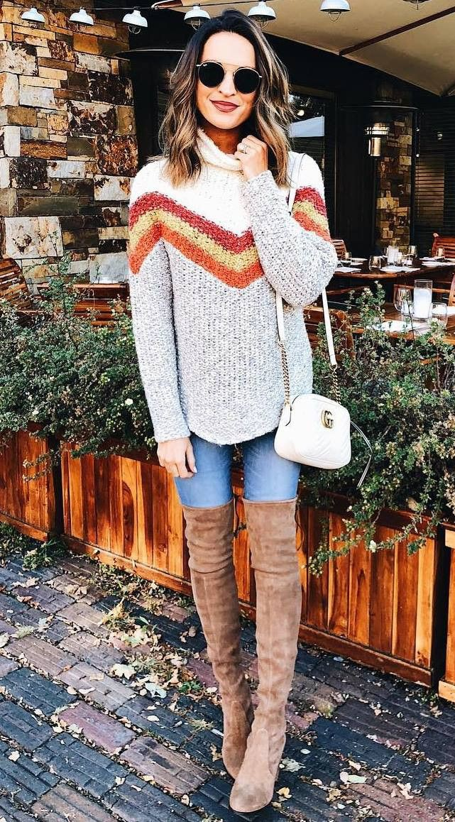 Classy Outfit Ideas With Sweaters, Fashion blog