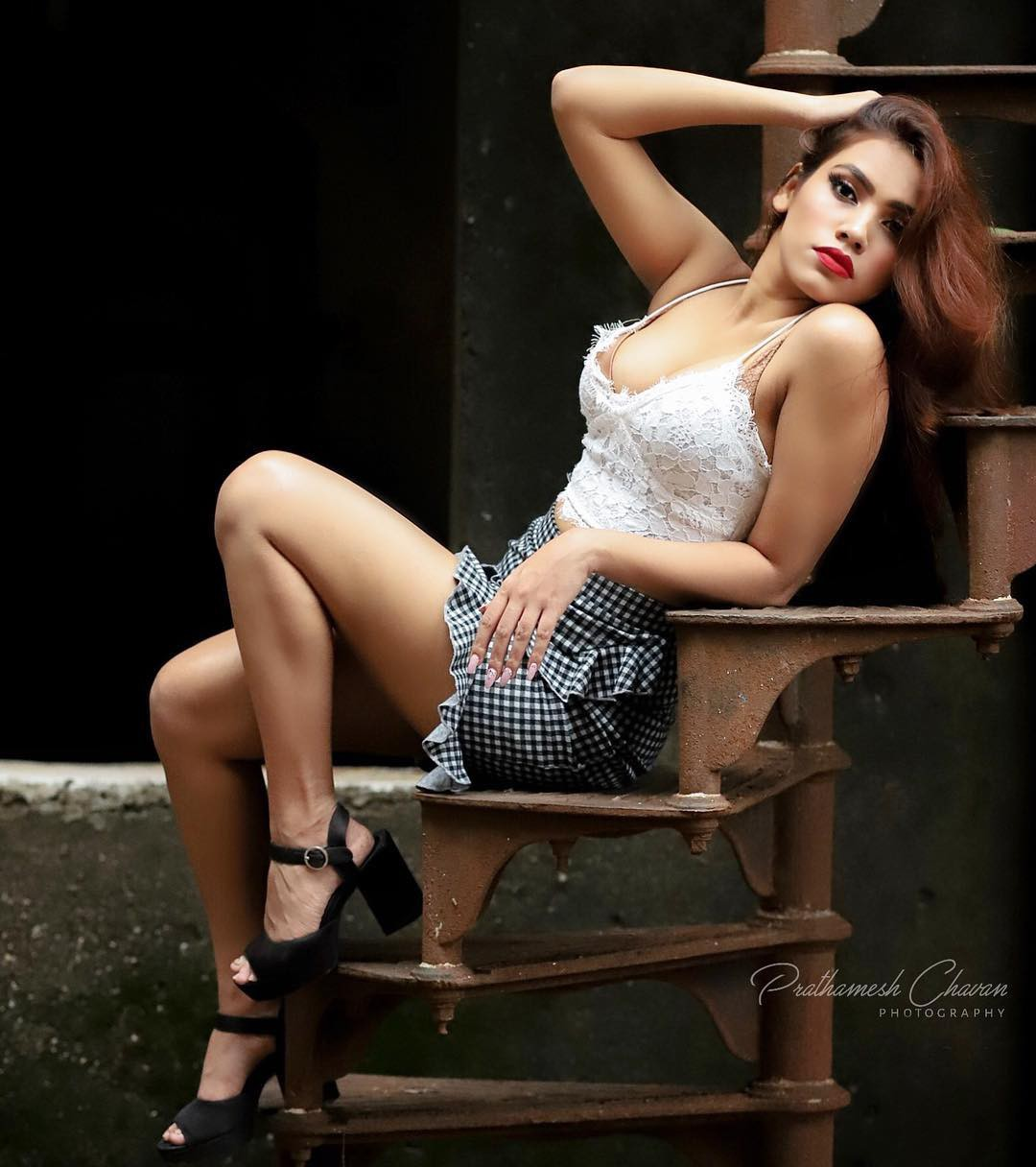 French style purbasha das hot, Shape of You
