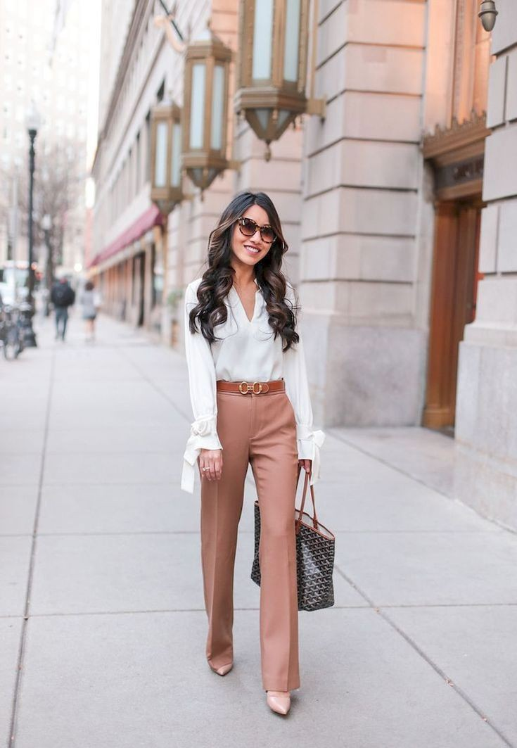 Perfectly styled business casual women, Business casual