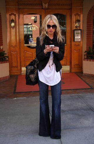 Rachel zoe flare jeans, Wide-leg jeans