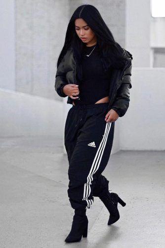 A splendid look adidas pants outfits